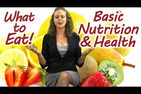 (Video) What To Eat Nutrition Weight Loss