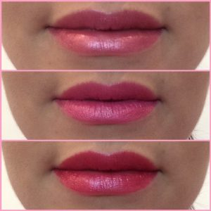 Bonita Lips Intense Pink, Honoulu Pink,Seductive